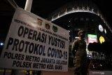 Kasus baru positif COVID-19 Jakarta sebanyak 1.255 orang