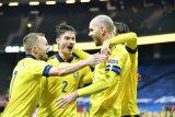 Swedia mengalahkan Krosia 2-1