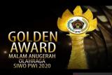 Malam anugerah olahraga SIWO PWI digelar pada 16 Desember