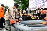 Pemprov Sulsel libatkan TNI-Polri dan Basarnas hadapi cuaca ekstrem