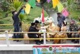 Komunitas di Yogyakarta kampanyekan penerapan 3M dalam acara pernikahan