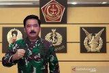 Ini daftar 129 perwira tinggi dimutasi Panglima TNI