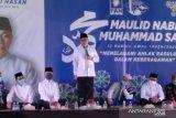 Ketua Umum PAN Zulhas ingatkan jaga persatuan dalam demokrasi