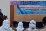 Padang Panjang berikan bimbingan manajemen keselamatan bagi penyedia jasa konstruksi