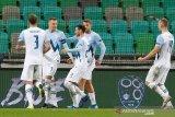 Slovenia dan Yunani menang, setel laga hidup mati penentuan promosi
