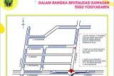 Lalu lintas Simpang Tugu Yogyakarta dialihkan saat penataan di sisi utara