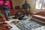 Polres Waropen tangkap Pemilik 3,9 kg ganja