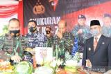 Wali Kota Tarakan Hadiri Peringatan HUT Brimob Ke-75