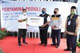 Pertamina Cilacap dukung pengembangan Kampung KB