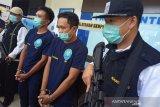 BNNP NTB ungkap penyelundupan sabu satu kilogram asal Pekanbaru