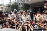 Anies Baswedan meets police summons over wedding of FPI leader's daughter