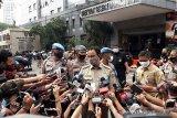 Polisi tegaskan adanya temuan tindak pidana kasus kerumunan massa di Petamburan