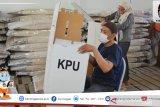 KPU Donggala mulai siapkan kotak suara  jelang pemungutan suara pilkada