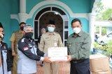 Bahtiar sebar masker ke masyarakat pesisir Tanjungpinang