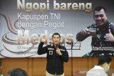 TNI ajak pegiat medsos jaga persatuan dan keutuhan bangsa Indonesia