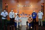 LKBN ANTARA Biro Lampung kunjungi Kanwil BRI Bandarlampung