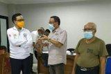 Waketum III KONI Lampung pantau cabang olahraga PON