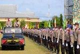 308 calon Bintara Polri di Kalteng jalani pendidikan meski COVID-19