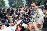 Polisi kumpulkan hasil rekaman CCTV sekitar Petamburan terkait kasus prokes