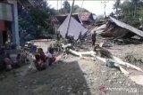 Pemprov Sulteng  salurkan bantuan korban banjir bandang di Donggala