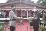 Kapolda Sulut terima hibah tanah dari Pemprov untuk pembangunan SPN
