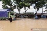 Jalur Selatan Jateng Tergenang Banjir