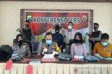 Pencuri spesialis minyak goreng toko swalayan di Temanggung diringkus