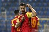 Montenegro amankan tiket promosi setelah taklukan Siprus 4-0