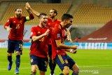 Spanyol pesta gol atas Jerman dan melangkah ke empat besar Nations League