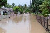 Ratusan rumah terendam banjir