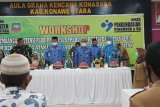 Dinas PPKB Konawe Utara Gelar Workshop Pengembangan Potensi Penyuluh KB
