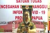 Jubir Satgas: 71 Persen pasien covid-19 di Papua sembuh