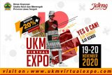 Fokuskan fesyen, 152 toko online Jateng ramaikan UKM Virtual Expo II