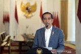 Jokowi harap Muhammadiyah ikut perangi hoaks vaksin COVID-19