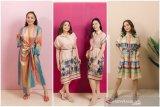 Nagita Slavina bersama Cynthia Tan luncurkan koleksi baju tidur