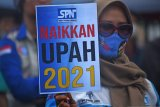 SPN imbau agar penolakan UU Cipta Kerja tetap jaga situasi kamtibmas