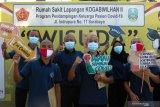 Kabar baik, sembuh COVID-19 di Indonesia Sabtu tambah 4.527, positif 5.418 orang