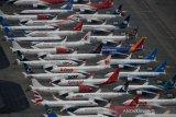 PT Garuda Indonesia sebut pesanan Boeing 737 Max belum dibatalkan