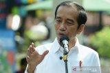 Presiden Jokowi  meminta jajarannya lakukan reformasi anggaran