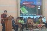 Bappeda Temanggung  gelar konsultasi publik rancangan awal RKPD 2022