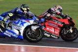 Menuju GP Portugal, akankah Suzuki sapu bersih tiga  mahkota MotoGP?