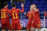 Wales menangkan laga penentuan tiket promosi melawan Finlandia 3-1