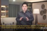 Erick Thohir: Pandemi percepat transformasi perusahaan BUMN