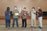 Pertamina MOR VIII terima penghargaan patuhi protokol kesehatan