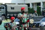 Panglima TNI sidak di tiga Markas Komando Pasukan Khusus TNI