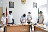 Demi PAD, PLNberi kemudahan ke Pemkot Padang Panjang