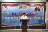 Pengurus baru KONI Solok dilantik, ini harapan Gusmal