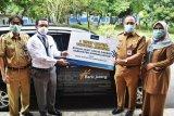 Bank Jateng Karanganyar berikan bantuan mobil operasional ke RSUD