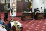 Pemprov Lampung terima bantuan alat kesehatan dari Bank J Trust
