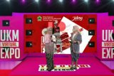 2.595 produk fesyen ramaikan UKM Virtual Expo II